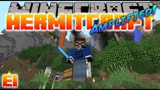 minecraft hermitcraft amplified let s play e1