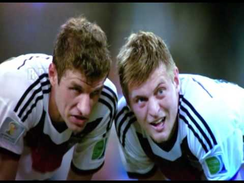 GERMANY WORLD CUP 2014, THE BEST MOMENTS