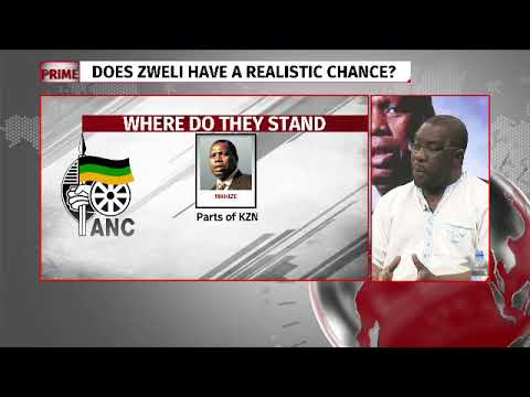 Does Zweli have a realistic chance?