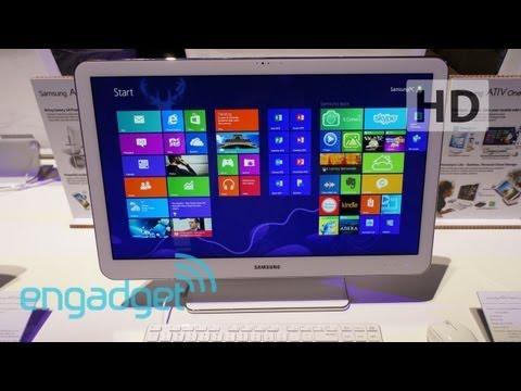 Samsung ATIV One 5 Style, el todo-en-uno que quería ser un Galaxy Tab