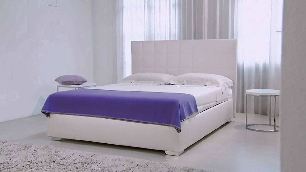 Letto Contenitore NIKE Storage Beds - YouTube