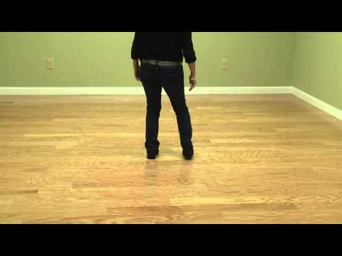 Linedance Steps, Video contains 47 common steps used to create a scripted Dance