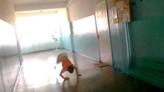 Большая перемена в 53 школе Мариуполь