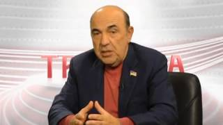 Вадим Рабинович – гость программы