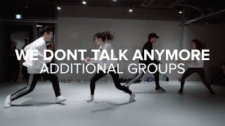Additional groups / We don't talk anymore - Charlie Puth / Lia Kim & Bongyoung Park Choreography