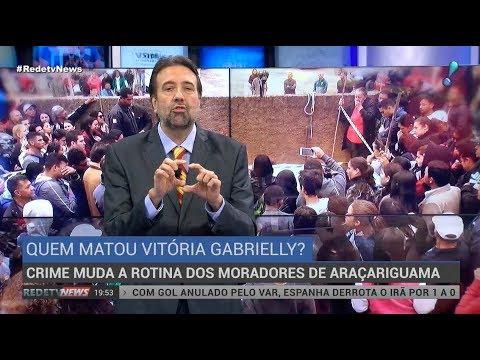 Caso Araçariguama: Jorge Lordello Diz Que Vitória Gabrielly Foi Morta Por Amadores