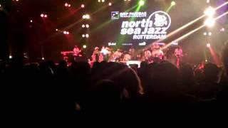 Janelle Monáe - I want you back @ NSJ 2011