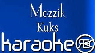 Mozzik - Kuks ( Karaoke Lyrics )