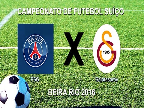 Camp Beira Rio 4ª RODADA - PSG 1 X 3 GALATASARAY