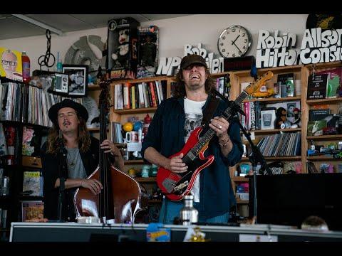 Daniel Norgren: NPR Music Tiny Desk Concert