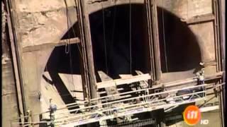 Imágenes nunca vistas de la Represa de Cachí