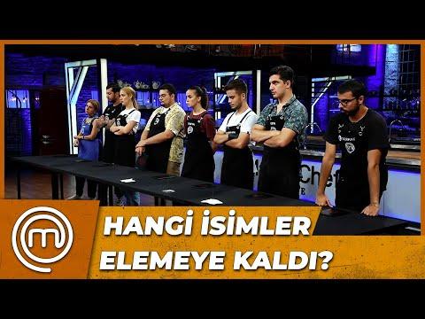 ELEMEYE KALAN İSİMLER | MasterChef Türkiye 69. Bölüm