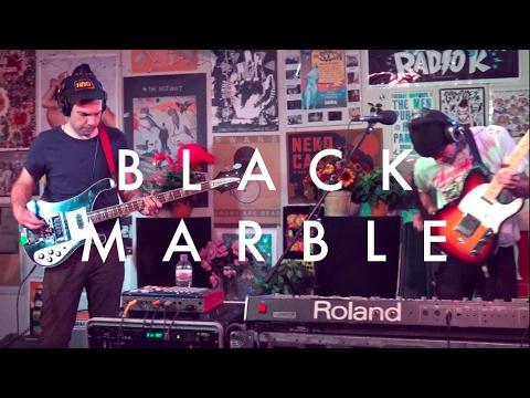 """Black Marble - """"Frisk"""" (Live on Radio K)"""