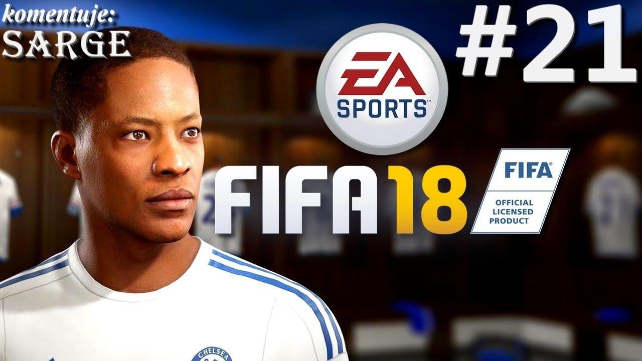 Zagrajmy w FIFA 18 [60 fps] odc. 21 – Starcie z Realem Madryt | Droga do sławy