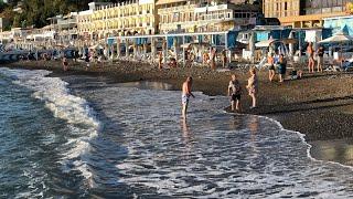 07.10.2019 Погода в Сочи в октябре. Смотри на Чёрное море каждый день.