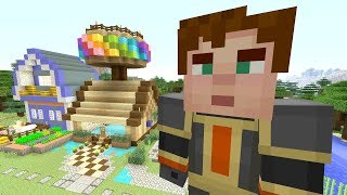 Minecraft Xbox - My Story Mode House - We've Finished!