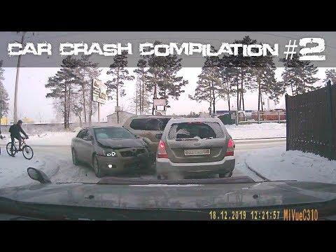 Russian Car Crash Compilation Of Road Accidents #2 December 2019