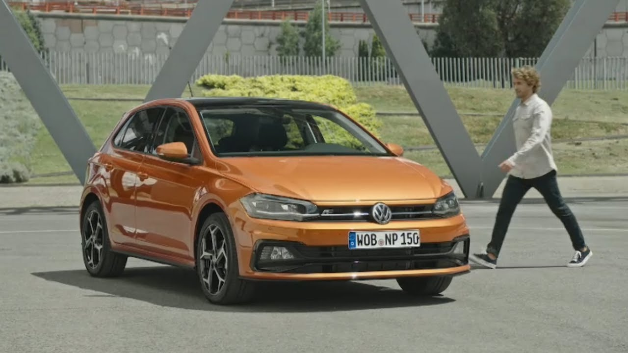 2018 volkswagen polo r line and beats youtube for R line pack esterno polo