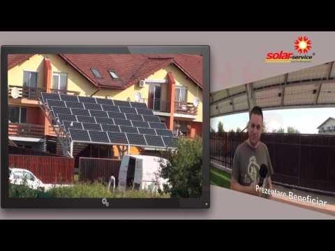 Instalare Sistem fotovoltaic Idella pentru Tesla masina electrica si pentru casa
