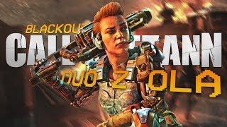 DUO Z OLĄ - Call of Duty Blackout (PL) #15 (BO4 Blackout Gameplay PL)