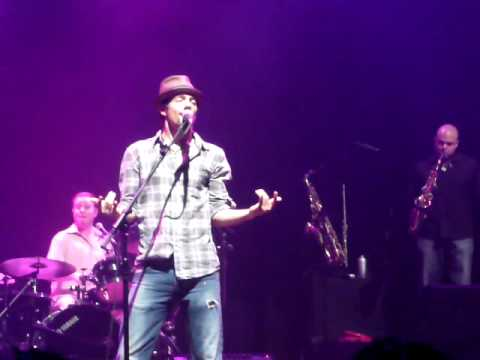 Jason Mraz - All Night Long - Lionel Richie Cover - 2009-05-09 Las Vegas mp3