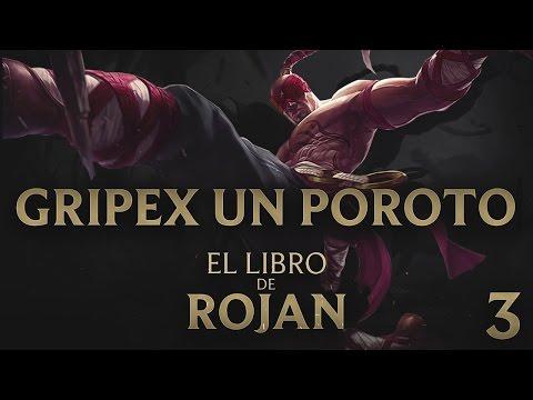 GRIPEX UN POROTO - EL LIBRO DE ROJAN #4
