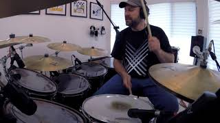 Dancing With A Stranger - Sam Smith & Normani - Drum Cover