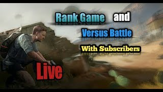 Rank Push With Subscriber in garena free...