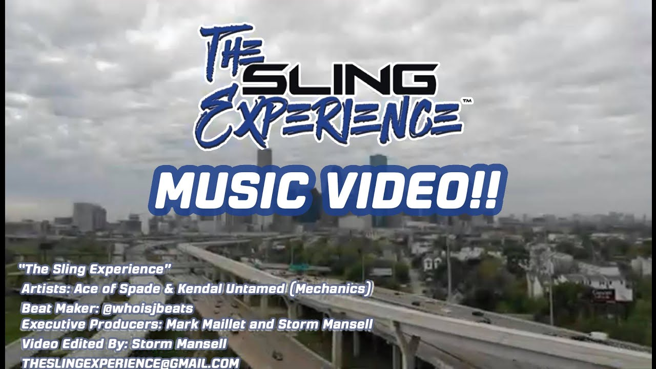 """""""The Sling Experience"""" - by Ace of Spade and Kendal Untamed - Polaris Slingshot Music Video"""