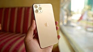 "iPhone 11 Pro Max ""GOLD"" UNBOXING! Worth The Upgrade vs iPhone XS MAX?"