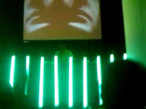 FIB 2009 - Miqui Puig, Pista Pop