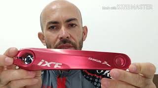 Pedevela Vermelho Unboxing Aliexpress Brasil!
