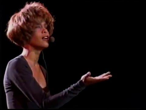 Whitney Houston - I Wanna Dance With Somebody (Live In Japan 1991)