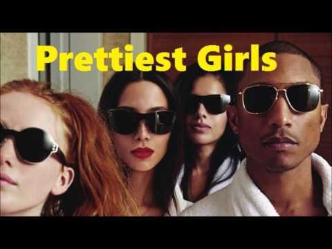 Free Download Pharrell Williams - Prettiest Girls Mp3 dan Mp4