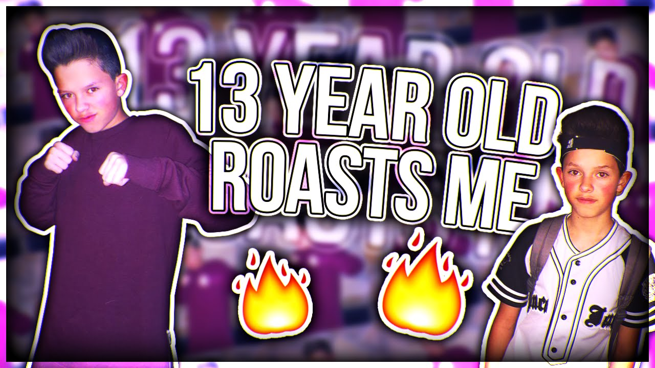 Jacob Sartorius ROASTS ME!!