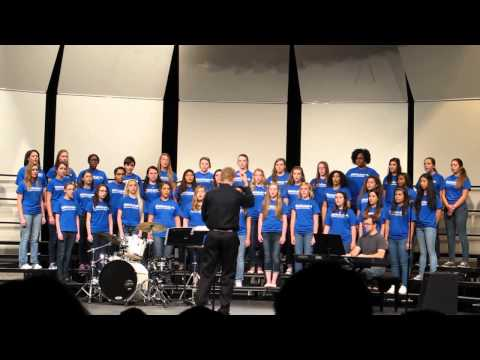 Weep No More Sad Fountains - Byron Nelson Bella Voce Choir May 2014