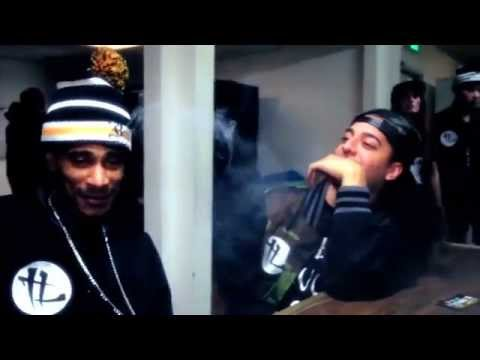 Burgos ft Layzie Bone - Rehab is For Quitters (produced by Leland) [Official Video] HD