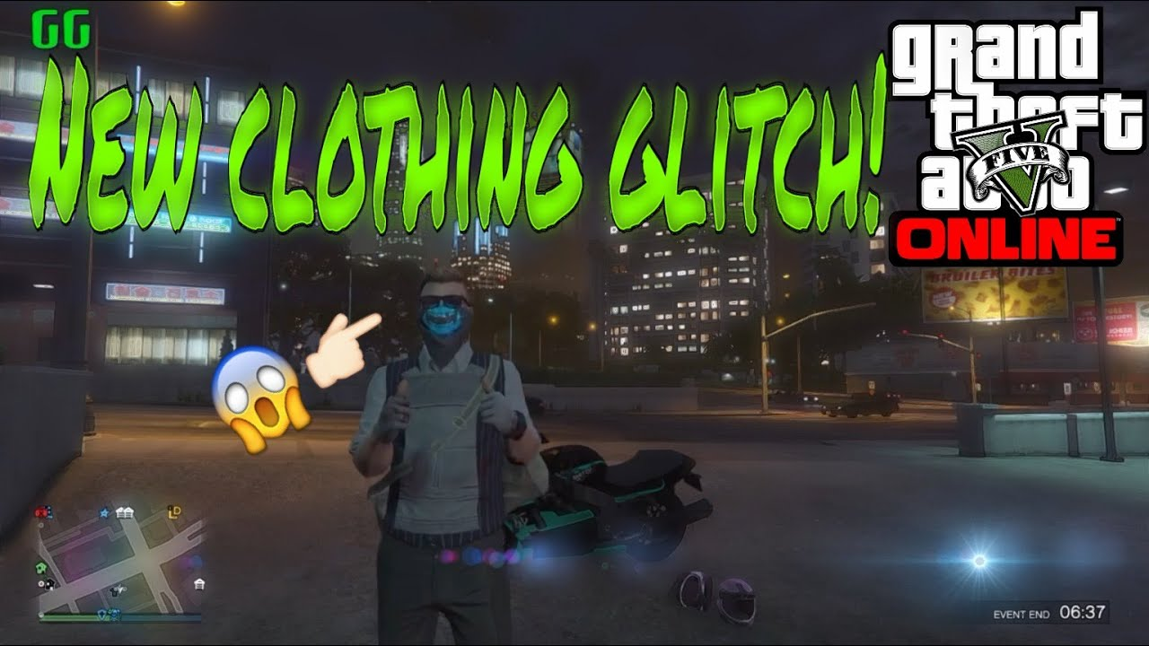 GTA 5 ONLINE - SICK CLOTHING GLITCH! [RARE OUTFITS] AFTER PATCH 1.27 u0026 1.31 - YouTube
