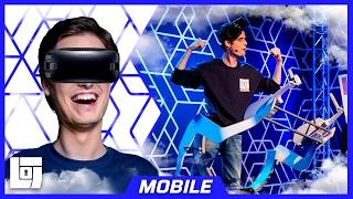 VR Superman met Don | Mobile Challenge | LOGNL