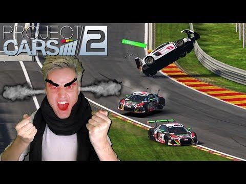 Mijn online ervaring met Project CARS 2..