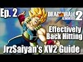 JrzSaiyan S XV2 Guide Ep 2 Back Hitting Effectively Charged Back Hit Timing The Back Hit mp3