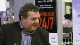 OneClimate interviews Thomas Loster - Munich Re Foundation at COP15 - 2