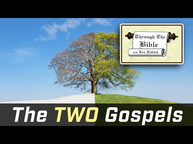Les Feldick - The TWO Gospels