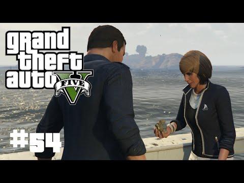 Grand Theft Auto 5 - 54 - Части подлодки (T654)