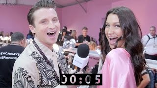 Bella Hadid LOVES Flashing Her Under Boob and Side Boob (At Once!)