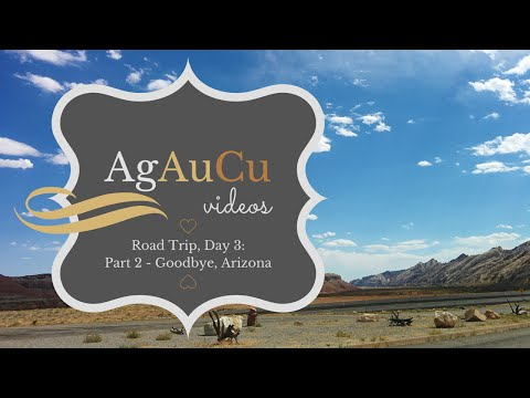 Road Trip, Day 3: Part 2 - Goodbye, Arizona, & hello, Nevada