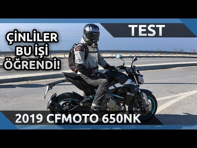 CFMOTO 650 NK İnceleme