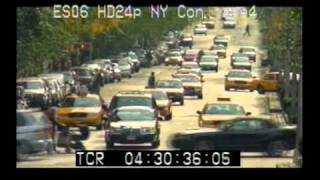 NYC Traffic & Pedestrians pt2 - New York City - Best Shot Footage - HD Stock Footage