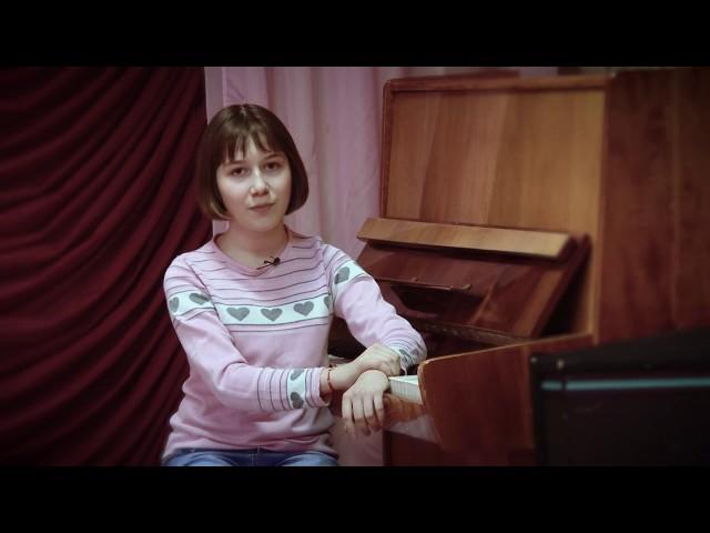Изображение предпросмотра прочтения – КсенияРодионова читает произведение «Зимнее утро» А.С.Пушкина