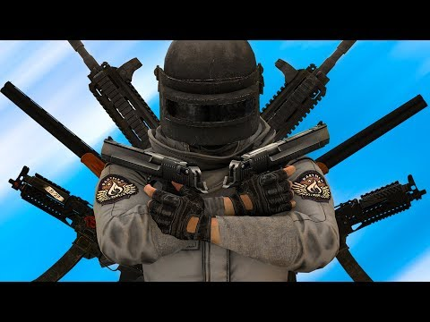 PUBG vs. Fortnite 4: Hacker-Edition (SFM Animation)
